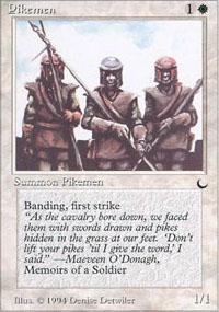 Pikemen - The Dark