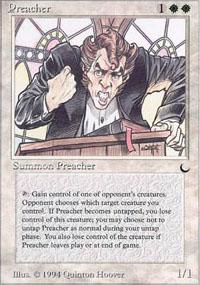 Preacher - The Dark