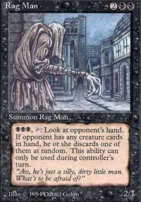 Rag Man - The Dark