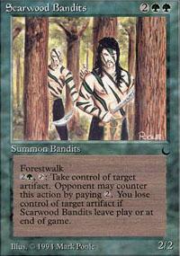 Scarwood Bandits - The Dark