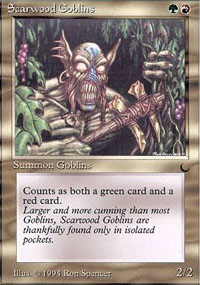 Scarwood Goblins - The Dark