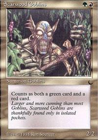 Scarwood Goblins - The Dark