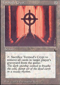 Tormod's Crypt - The Dark