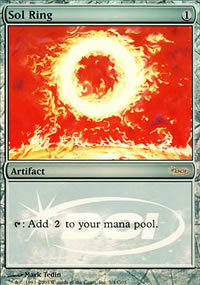 Sol Ring - Judge Gift Promos