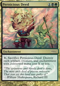Pernicious Deed - Judge Gift Promos