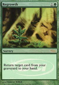 Regrowth - Judge Gift Promos