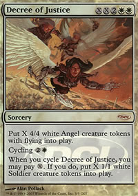 Decree of Justice - Judge Gift Promos