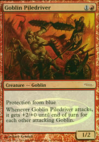 Goblin Piledriver - Judge Gift Promos
