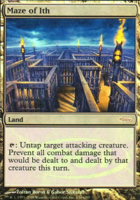 Maze of Ith - Judge Gift Promos