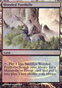 Wooded Foothills - Judge Gift Promos