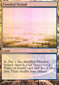 Flooded Strand - Judge Gift Promos