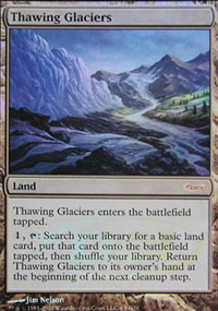 Thawing Glaciers - Judge Gift