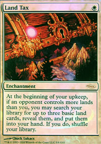 Land Tax - Judge Gift