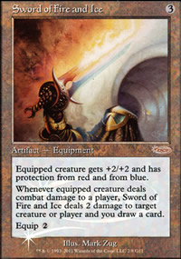 Sword of Fire and Ice - Judge Gift Promos