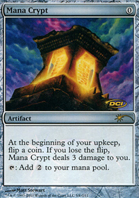 Mana Crypt - Judge Gift Promos