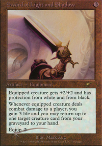 Sword of Light and Shadow - Judge Gift Promos