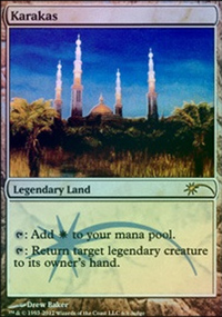Karakas - Judge Gift
