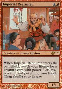 Imperial Recruiter - Judge Gift Promos