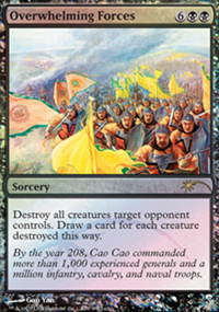 Overwhelming Forces - Judge Gift Promos