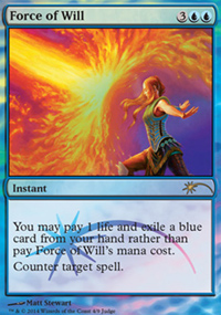 Force of Will - Judge Gift