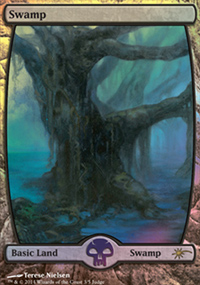 Swamp - Judge Gift Promos