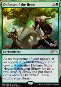 Defense of the Heart - Judge Gift Promos