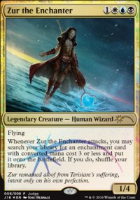 Zur the Enchanter - Judge Gift Promos