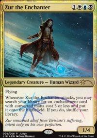 Zur the Enchanter - Judge Gift