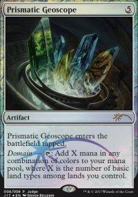 Prismatic Geoscope - Judge Gift Promos