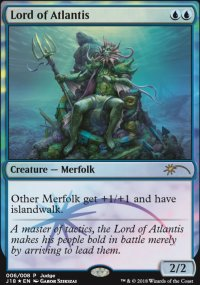 Lord of Atlantis - Judge Gift Promos