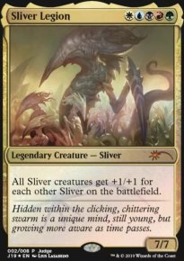 Sliver Legion - Judge Gift Promos