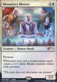 Monastery Mentor - Judge Gift Promos