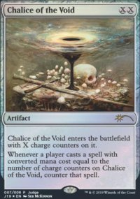 Chalice of the Void - Judge Gift Promos