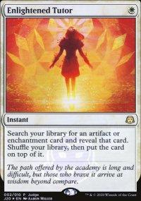 Enlightened Tutor - Judge Gift Promos