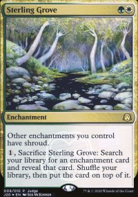 Sterling Grove - Judge Gift Promos