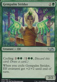 Gempalm Strider - Duel Decks : Anthology