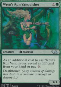 Wren's Run Vanquisher - Duel Decks : Anthology