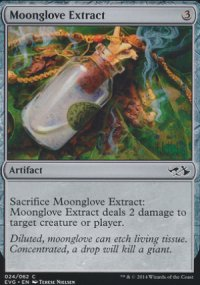 Moonglove Extract - Duel Decks : Anthology