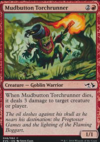 Mudbutton Torchrunner - Duel Decks : Anthology