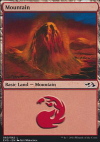 Mountain 2 - Duel Decks : Anthology