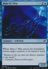 Man-o'-War - Duel Decks : Anthology