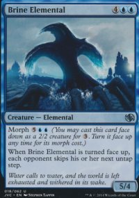 Brine Elemental - Duel Decks : Anthology
