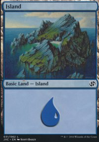 Island 2 - Duel Decks : Anthology