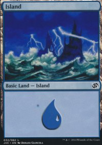 Island 3 - Duel Decks : Anthology
