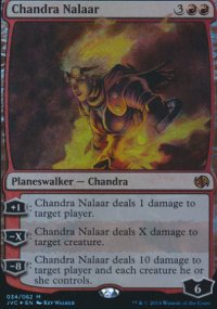Chandra Nalaar - Duel Decks : Anthology