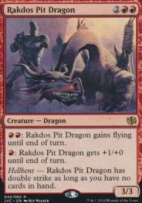 Rakdos Pit Dragon - Duel Decks : Anthology