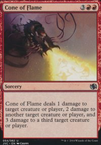 Cone of Flame - Duel Decks : Anthology