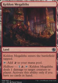 Keldon Megaliths - Duel Decks : Anthology