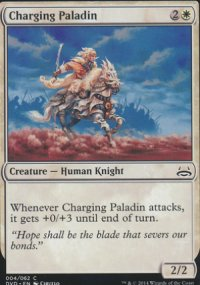 Charging Paladin - Duel Decks : Anthology