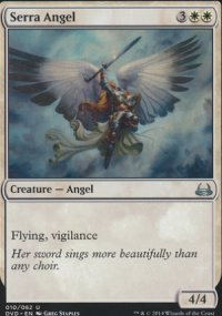 Serra Angel - Duel Decks : Anthology